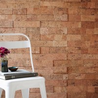 Cork 3D Wall Covering