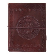 Circle of life  Leather Journal