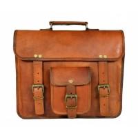 Dermis Messenger Bag