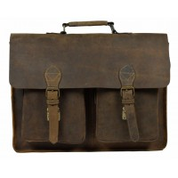 Eure Leather Laptop Bag-16 Inch