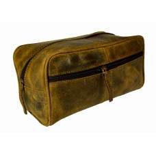 Leather Toiletry Kit -ALZT2