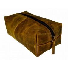 Leather Toiletry Kit -ALZT3